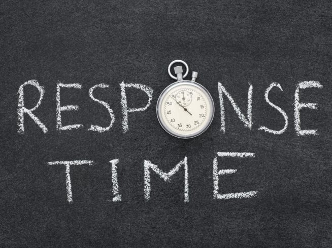 EDAC Solutions Education Ltd | Response time | Academy Support