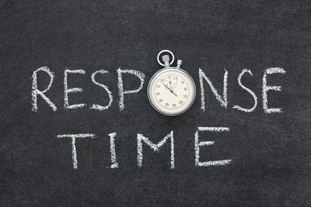 EDAC Solutions Education Ltd   Response time   Academy Support